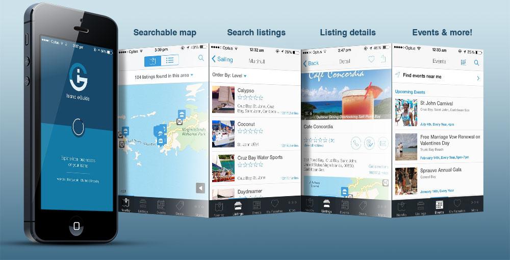 Island eGuide App