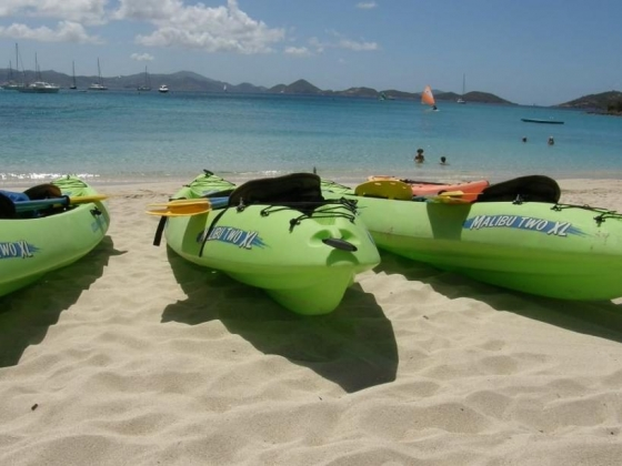 Virgin Islands Ecotours Kayaks