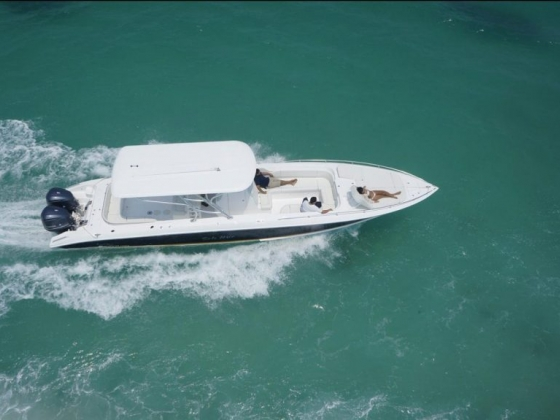 power boat Charters, US Virgin Islands